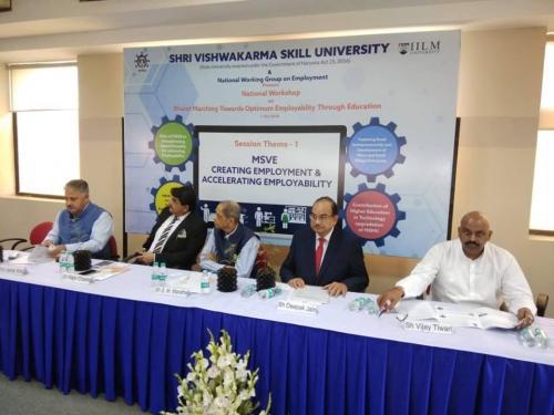 Shri Vishwakarma Skill University- SVSU (5)